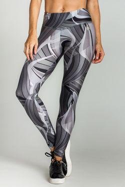 Leg-Trilobal-Gray-Line